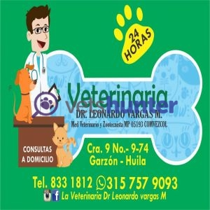 Veterinary clinic Veterinaria Dr. Leonardo Vargas M